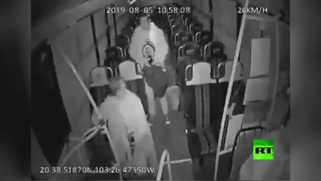 سائق يصاب بنوبة هلع بسبب الأشباح