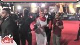 """""""حجاب وفستان مثير"""" … إطلالة صادمة للراقصة سما المصري في مهرجان القاهرة السينمائي"""