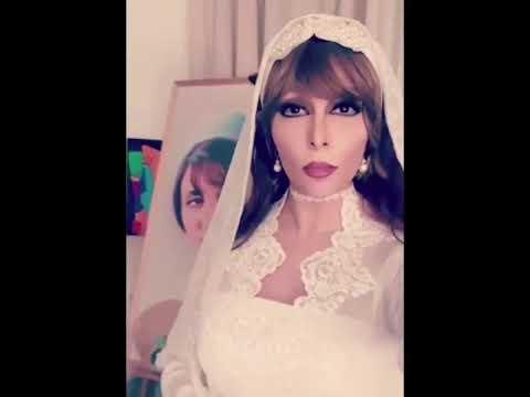 """ممثلة مصرية تغير شكلها إلى """"فيروز"""" وتؤدي أغنياتها!"""