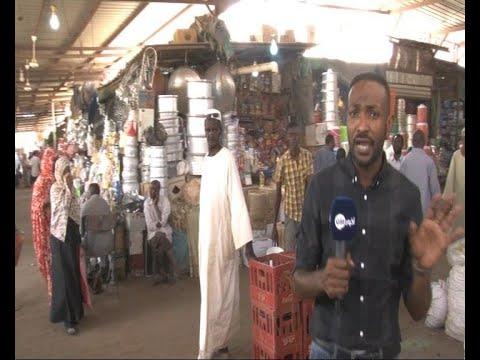 سوق أم درمان .. معلم تراثي سوداني على امتداد قرنين