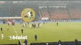 اشتباكات واعتداءات بعد نهاية مباراة الأهلي والزمالك