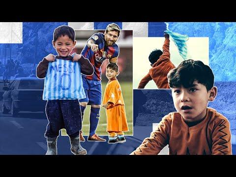 فرح انقلب لكابوس.. كيف حوّل لقاء ميسي حياة طفل أفغاني إلى جحيم؟