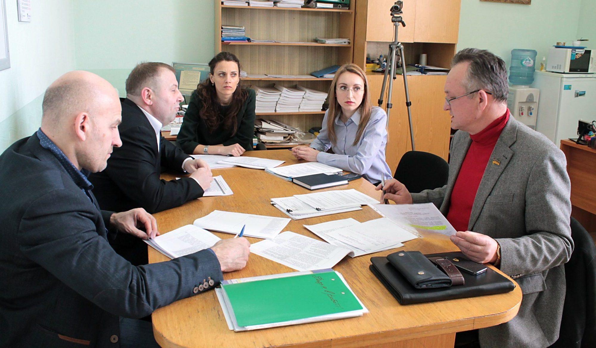 Засідання регламентної комісії