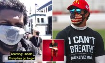 Black Athletes Protest Racism in Wake of George Floyd's Death: Mike Tyson Takes a Knee, Steph Curry Joins Anti-Trump Chant at March, NHL Star Evander Kane Launches Diversity Initiative, and NASCAR's Bubba Wallace Wears 'I Can't Breathe' Shirt During National Anthem