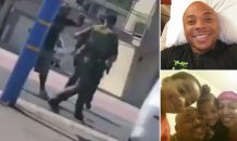 Homeless and unarmed black man, 42, shot dead by cops after being stopped for 'jaywalking' in San Clemente is a father-of-two and former bodybuilder who fell on hard times