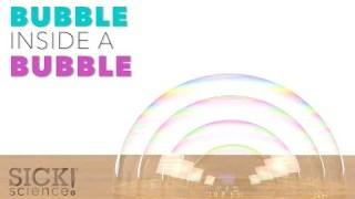 Bubble Inside a Bubble – Sick Science! #219
