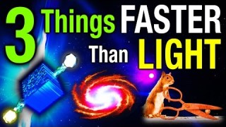 3 Things 'Faster Than Light'