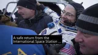 Space Station Crew Returns Safely on This Week @NASA ? March 5, 2018