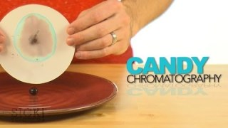 Candy Chromatography – Sick Science! #178