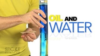 Oil and Water – Sick Science! #173