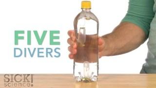 Five Divers – Sick Science! #200