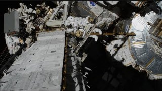 The First All Woman Spacewalk Outside the Space Station on This Week @NASA ? October 18, 2019