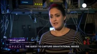 ESA Euronews: The quest to capture gravitational waves