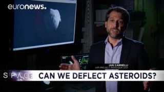 ESA Euronews: Can we deflect asteroids?