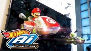 Hot Wheels? Ai Mario Kart Mario Accessory | Hot Wheels