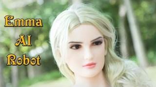 Meet Emma – World First Talking Artificial Intelligent Humanoid Female Robot By Bride Robot Tech.??