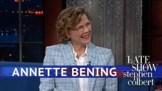 Annette Bening Spilled Some Marvel Secrets To Her Kids
