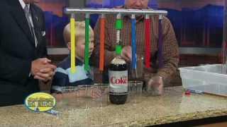 Mentos Geyser – Super Soda Dispenser 3000!