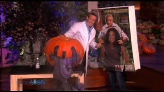 Steve Spangler on The Ellen Show October 2009