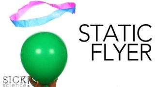 Static Flyer – Sick Science! #129