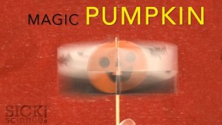 Magic Pumpkin – Sick Science! #213