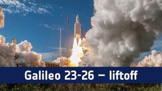 Galileo 23-26 ? Liftoff