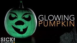 Glowing Pumpkin – Sick Science! #109