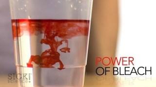 Power of Bleach – Sick Science! #180