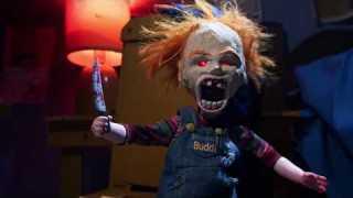 "CHILD'S PLAY: Claymation – ""Chucky A.I. Mayhem"" (Lee Hardcastle)"
