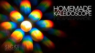Homemade Kaleidoscope – Sick Science! #179