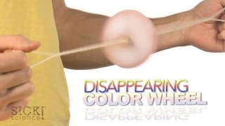 Disappearing Color Wheel – Sick Science! #182