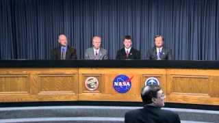 NASA Sets Official Launch Date for Shuttle Discovery