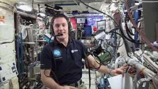 Thomas Pesquet mission highlights