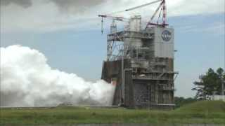 NASA?s RS-25 Rocket Engine Fires Up Again
