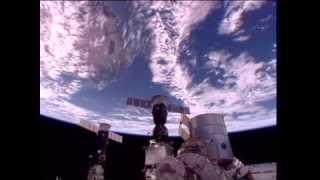 ORBITAL DEBRIS SAFELY PASSES INTERNATIONAL SPACE STATION