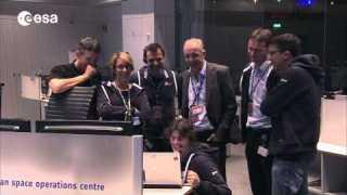 Philae landing: touchdown highlights