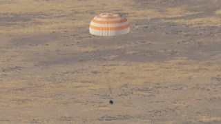 Expedition 60 Crew Returns Safely from the Space Station on This Week @NASA ? Oct 4, 2019
