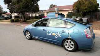 Self-Driving Car Test: Steve Mahan
