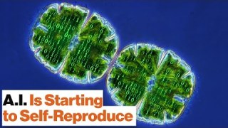 AI Can Now Self-Reproduce?Should Humans Be Worried?   Eric Weinstein