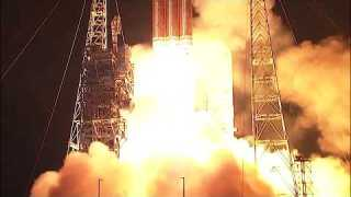 NASA's Parker Solar Probe Mission Launches to Touch the Sun