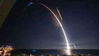SpaceX CRS-18 Cargo Launch to the International Space Station