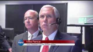 Vice President Visits Marshall Space Flight Center on This Week @NASA ? September 29, 2017
