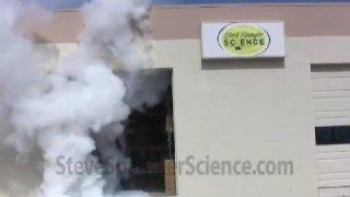 Liquid Nitrogen Explosion – Steve Spangler