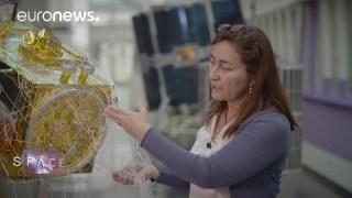 ESA Euronews: Space debris
