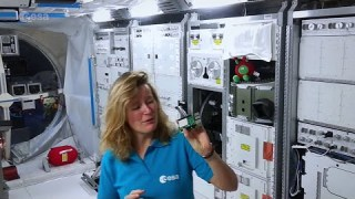Christina?s experience as an ESA Young Graduate Trainee