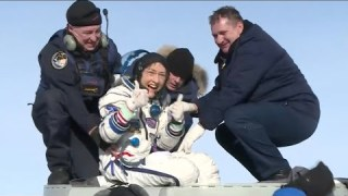 A Safe Return to Earth for a Record Setting Astronaut on This Week @NASA ? February 7, 2020