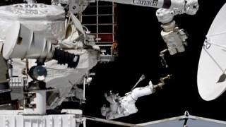Space Station Spacewalkers Work on a Cosmic Particle Detector on This Week @NASA ? November 22, 2019