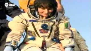 Soyuz TMA-15M landing ? highlights