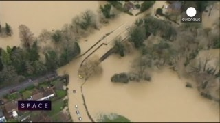 ESA Euronews: Copernicus offers a flood of disaster data