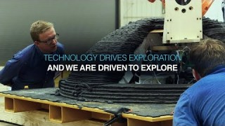 Technology Drives Exploration? Go Forward